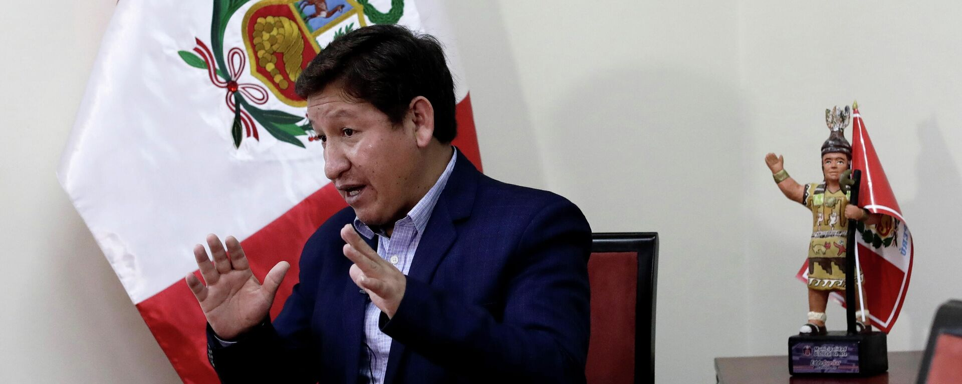 Guido Bellido, primer ministro de Perú - Sputnik Mundo, 1920, 12.08.2021