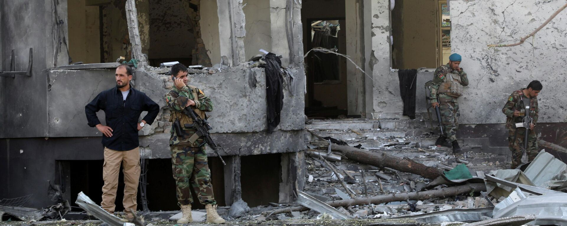 La situación en Kabul, Afganistán, el 4 de agosto de 2021 - Sputnik Mundo, 1920, 12.08.2021