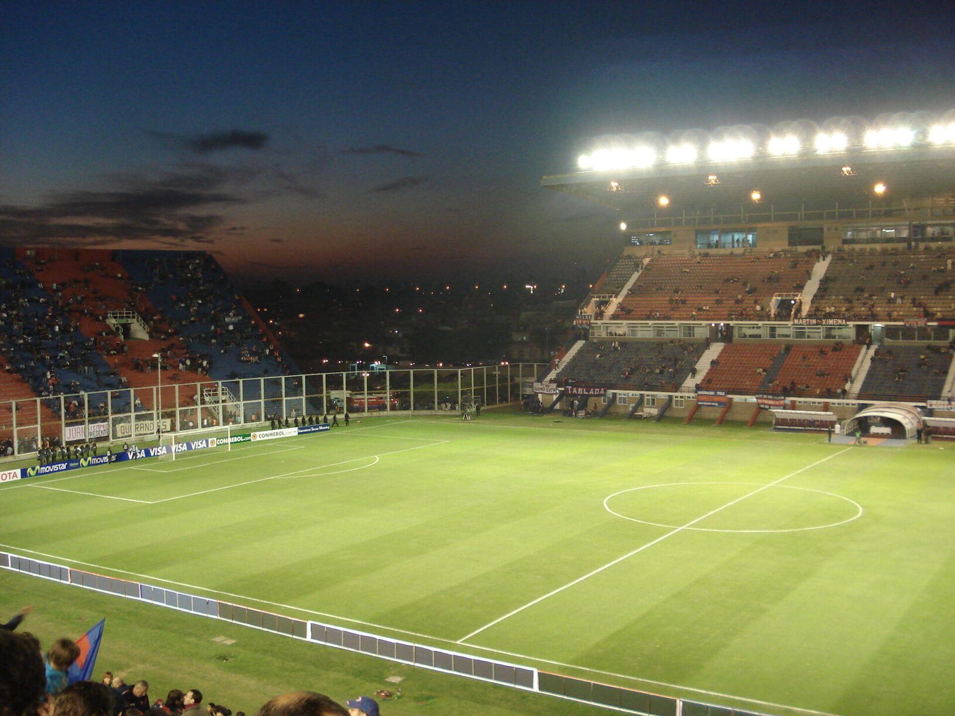 Estadio Pedro Bidegain, conocido como Nuevo Gasómetro, cancha de San Lorenzo de Almagro - Sputnik Mundo, 1920, 13.08.2021