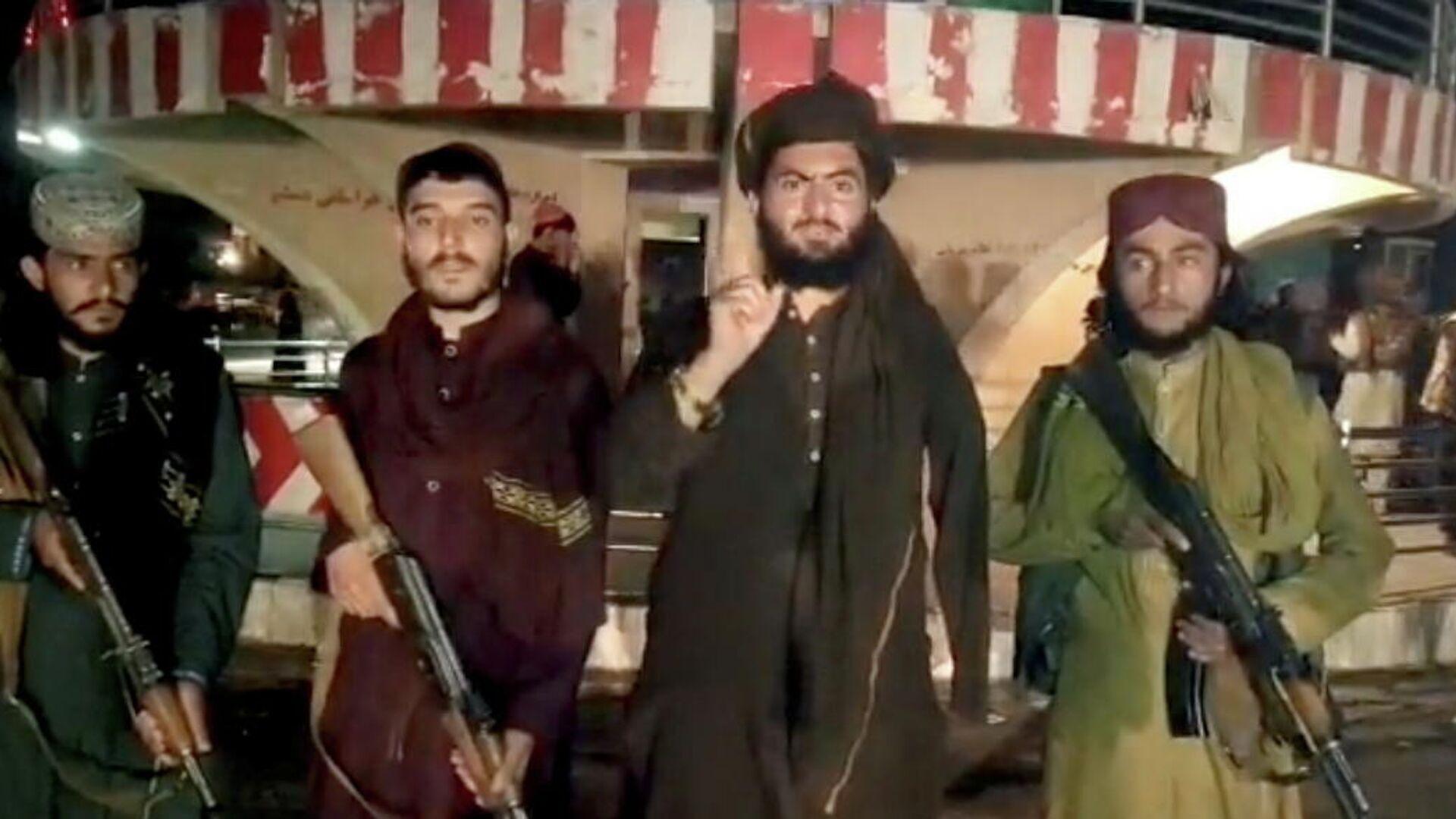 Talibanes - Sputnik Mundo, 1920, 13.08.2021