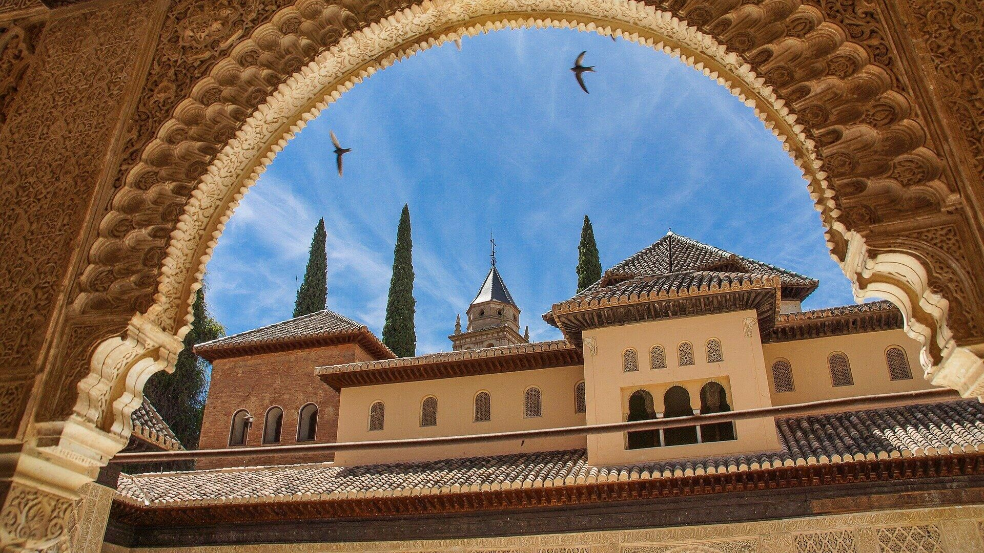 Alhambra de Granada (imagen referencial) - Sputnik Mundo, 1920, 13.08.2021