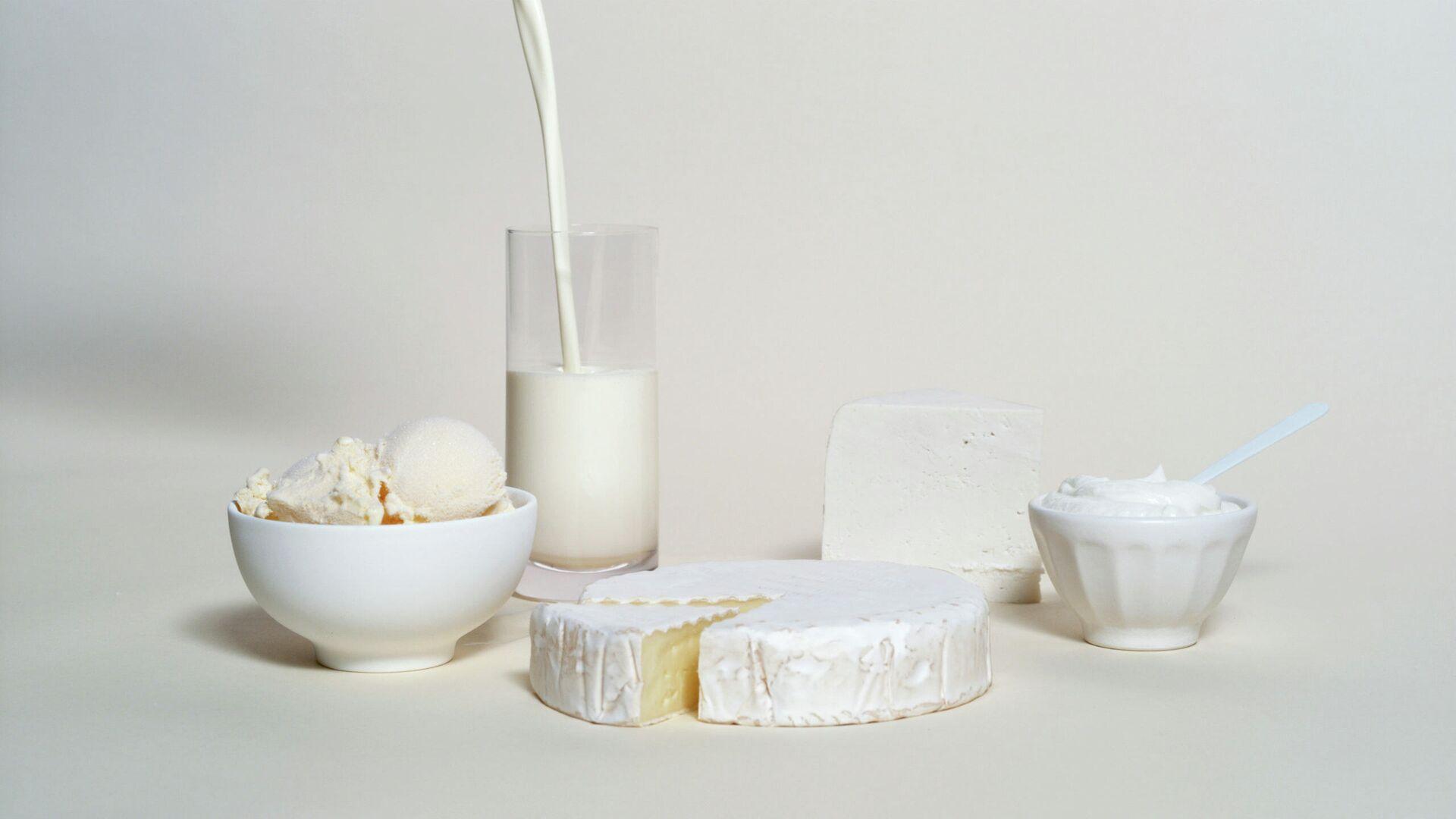 Alimentos fabricados con la proteína láctea de Perfect Day - Sputnik Mundo, 1920, 13.08.2021
