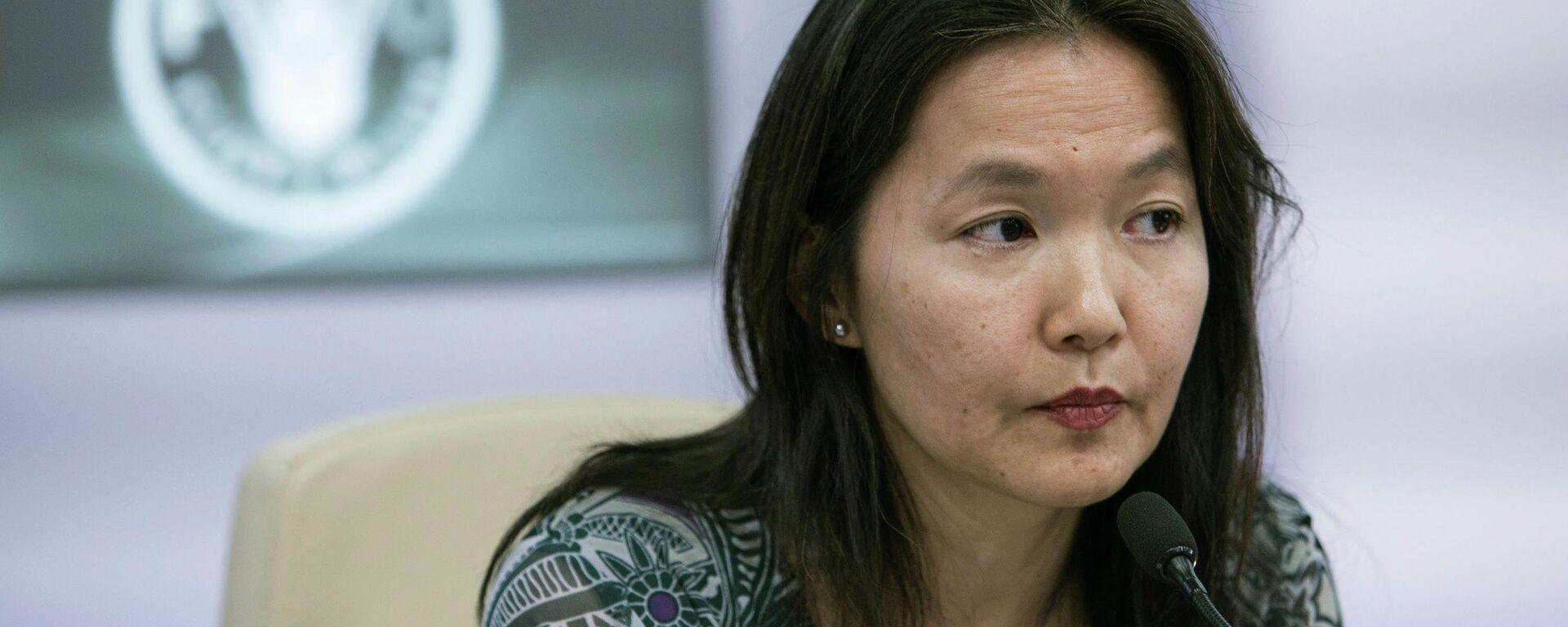Maya Takagi, líder de Programas Regionales de la FAO - Sputnik Mundo, 1920, 13.08.2021