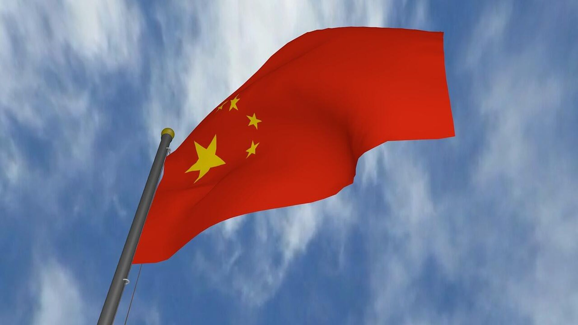 Bandera china - Sputnik Mundo, 1920, 14.08.2021