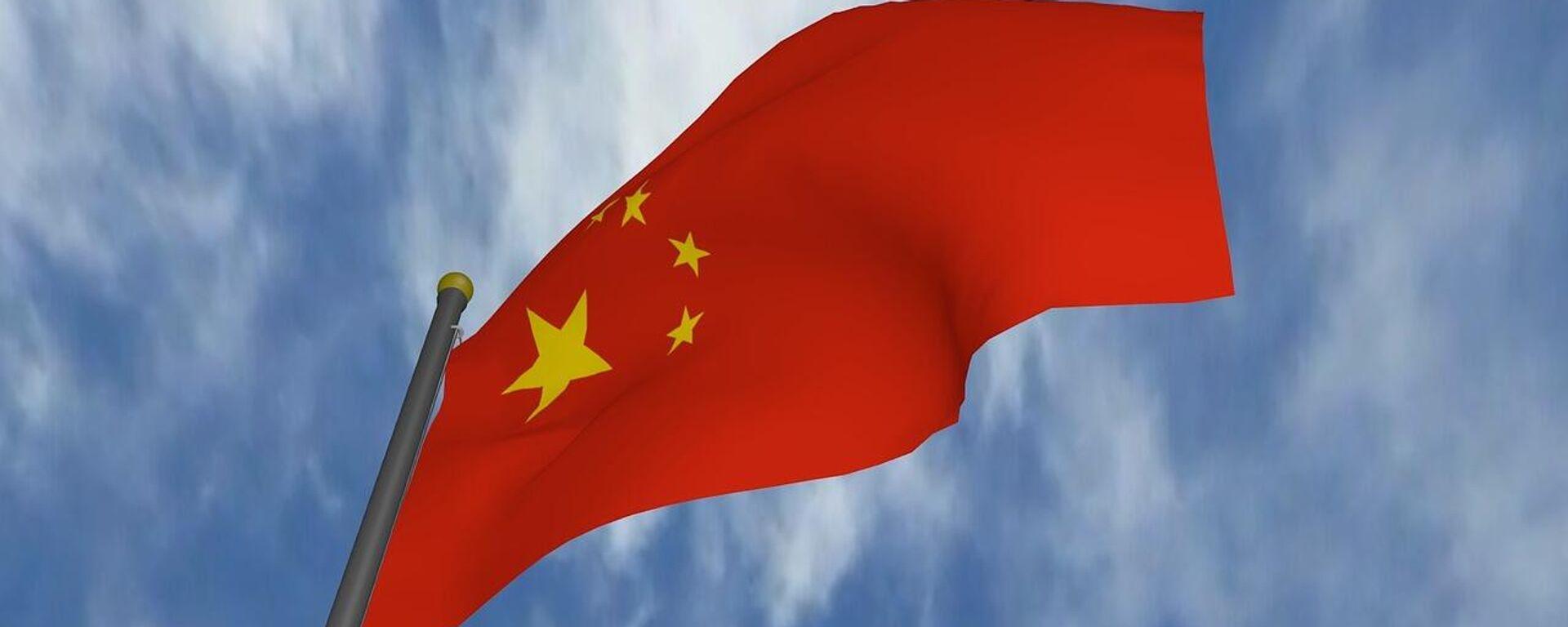Bandera china - Sputnik Mundo, 1920, 08.09.2021