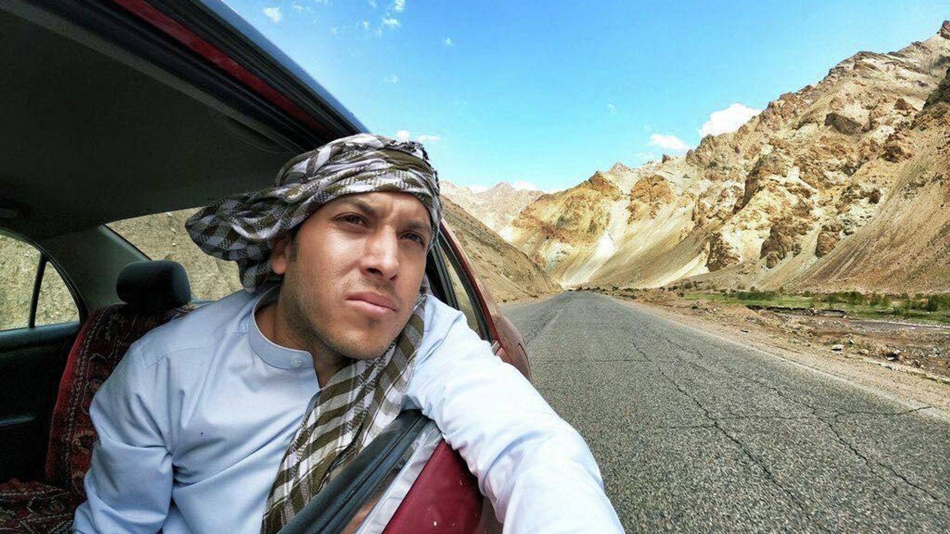 El youtuber mexicano Alex Tienda en Afganistán - Sputnik Mundo, 1920, 16.08.2021
