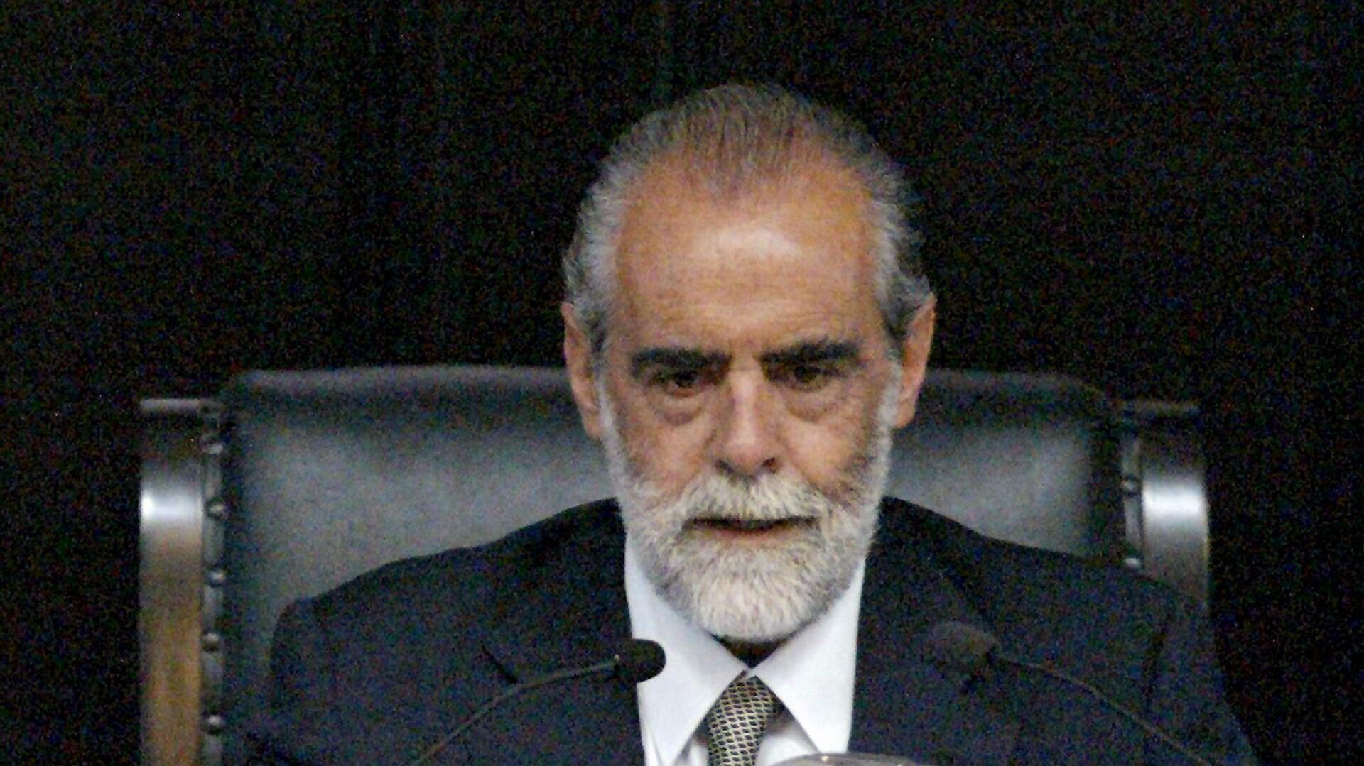 Diego Fernandez de Cevallos, político mexicano, excandidato a la Presidencia del país - Sputnik Mundo, 1920, 16.08.2021