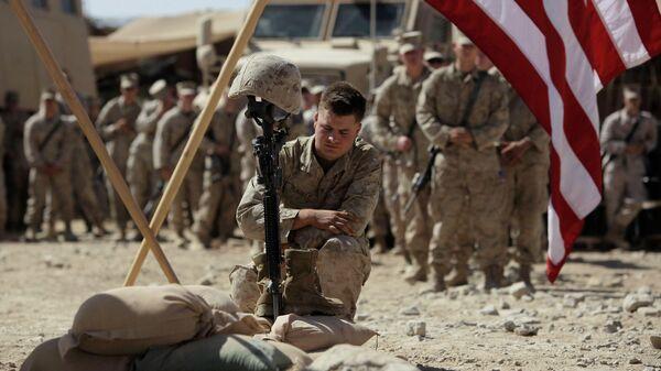 Tropas de EEUU en Afganistán - Sputnik Mundo