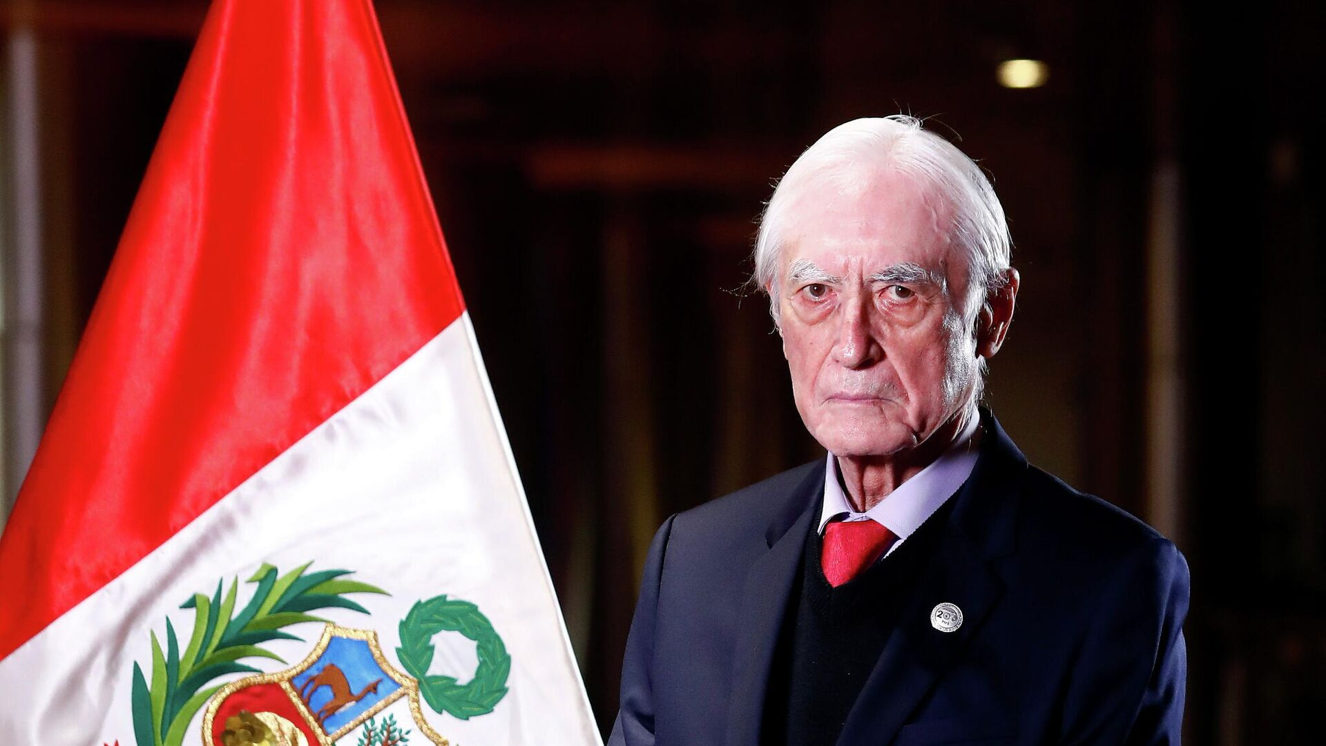 Héctor Béjar, canciller peruano - Sputnik Mundo, 1920, 17.08.2021