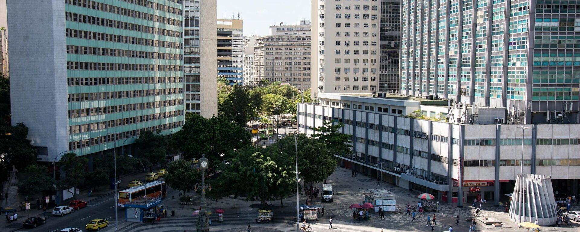 Edificios de oficinas en el centro de Río - Sputnik Mundo, 1920, 16.08.2021