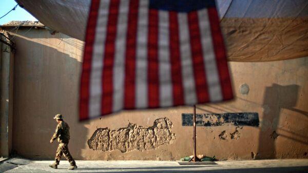 Militares de EEUU en Afganistán - Sputnik Mundo