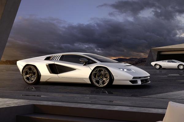 El Lamborghini Countach LPI 800-4 - Sputnik Mundo