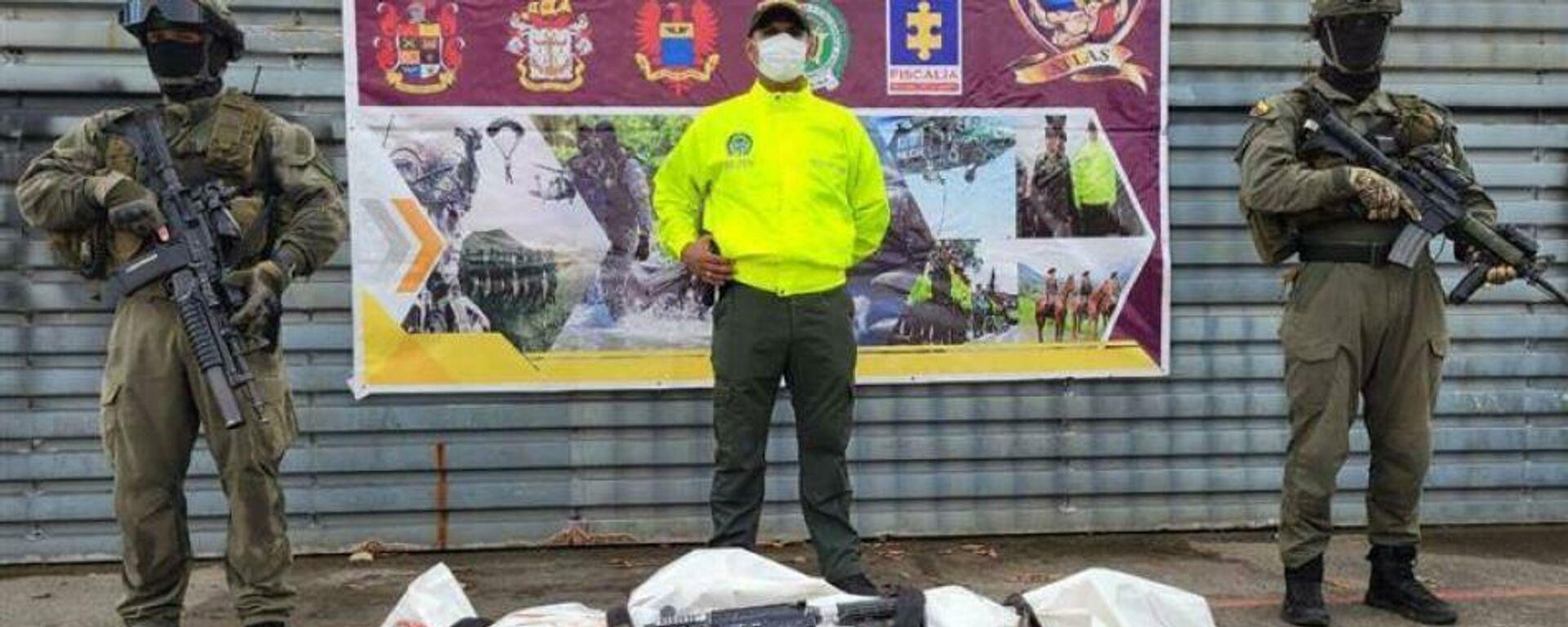 Cómo ejecutaron a 'Borojó', uno de los narcos más buscados de Colombia  - Sputnik Mundo, 1920, 17.08.2021