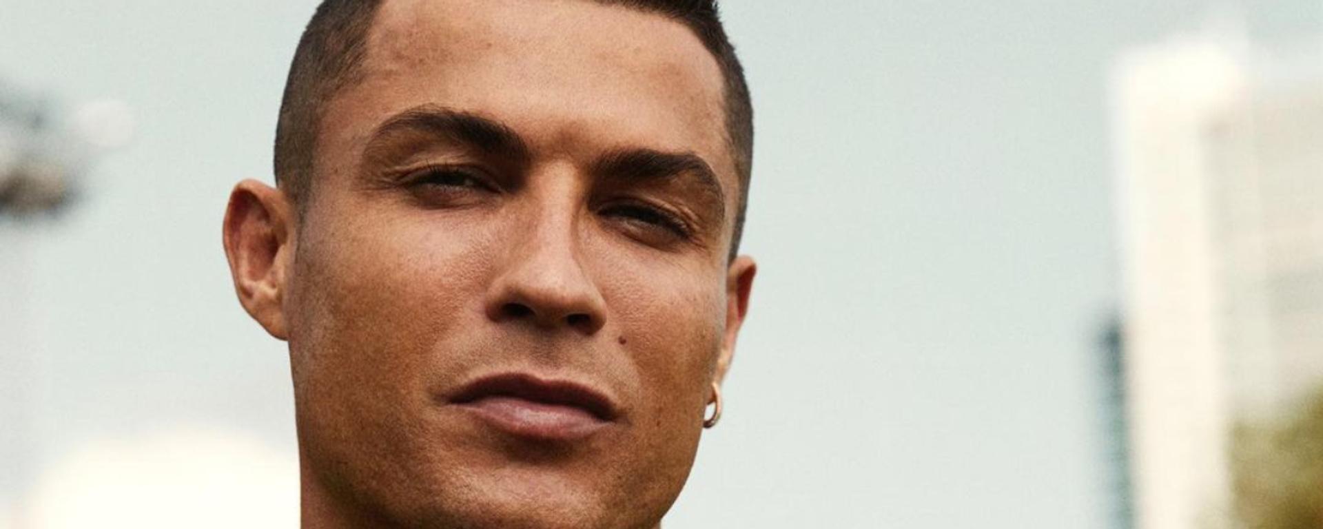 Cristiano Ronaldo, futbolista portugués - Sputnik Mundo, 1920, 27.08.2021