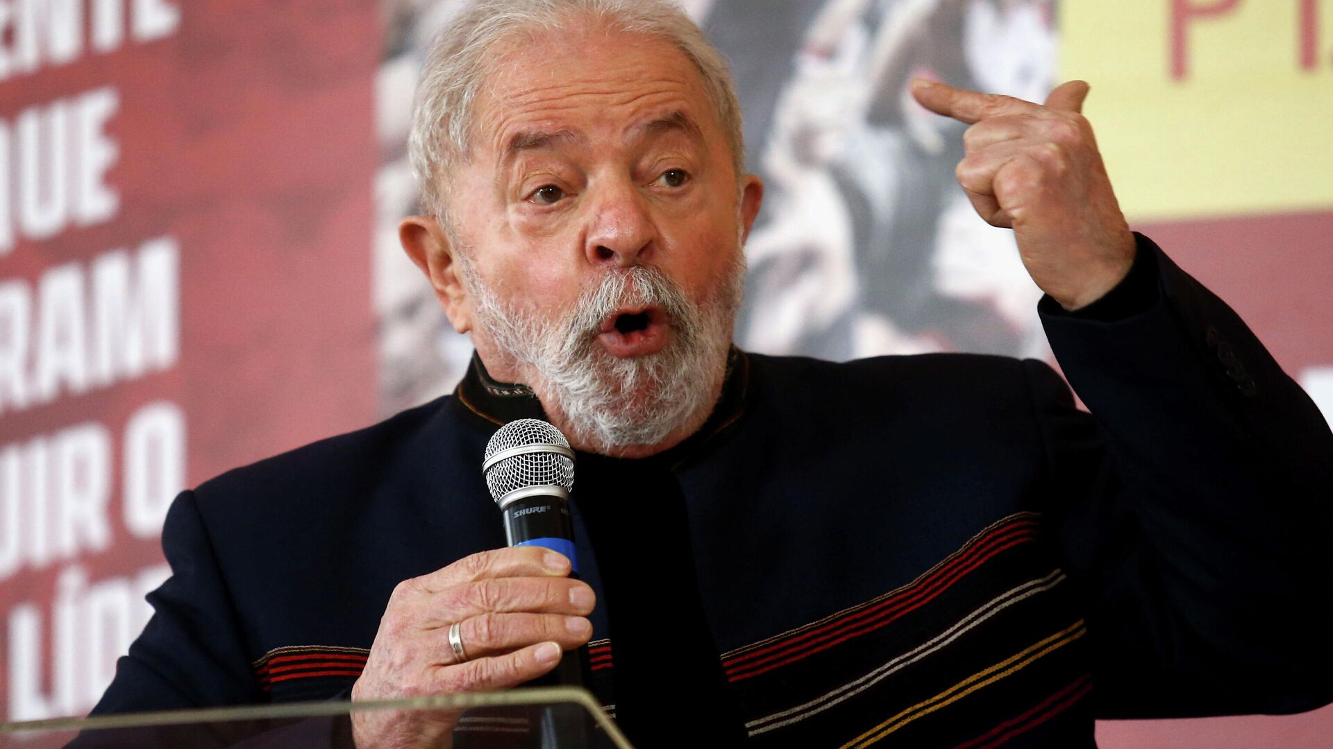 El expresidente de Brasil Luiz Inacio Lula da Silva - Sputnik Mundo, 1920, 06.09.2021