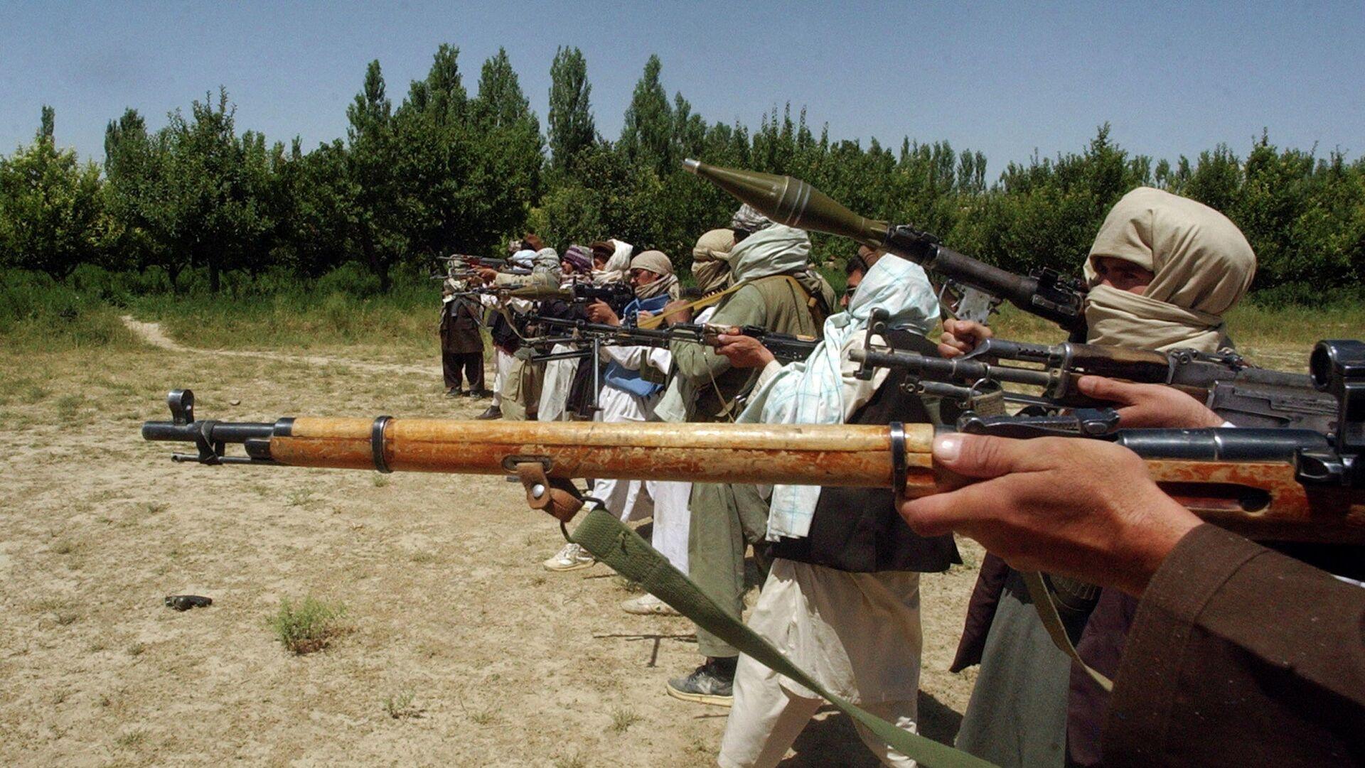 Talibanes - Sputnik Mundo, 1920, 19.08.2021