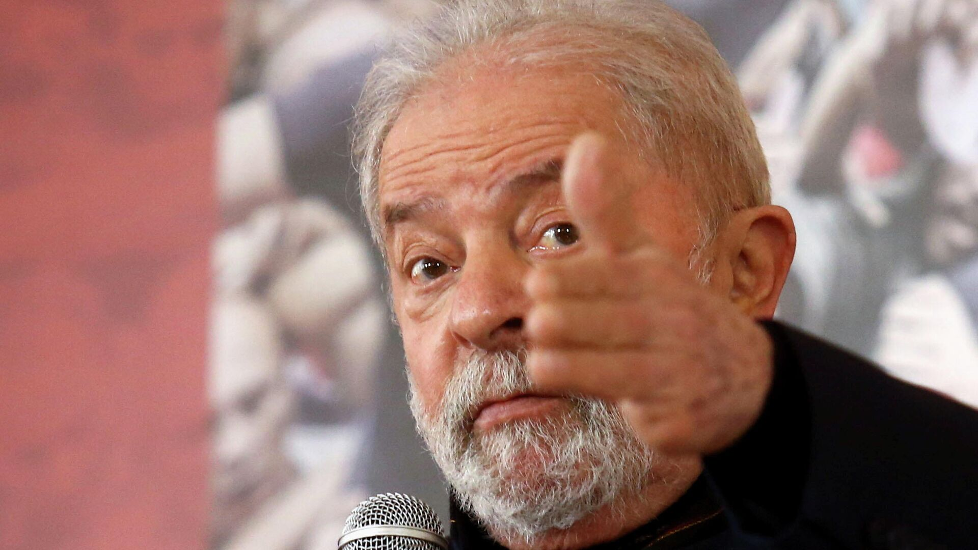 El expresidente de Brasil Luiz Inacio Lula da Silva - Sputnik Mundo, 1920, 19.08.2021