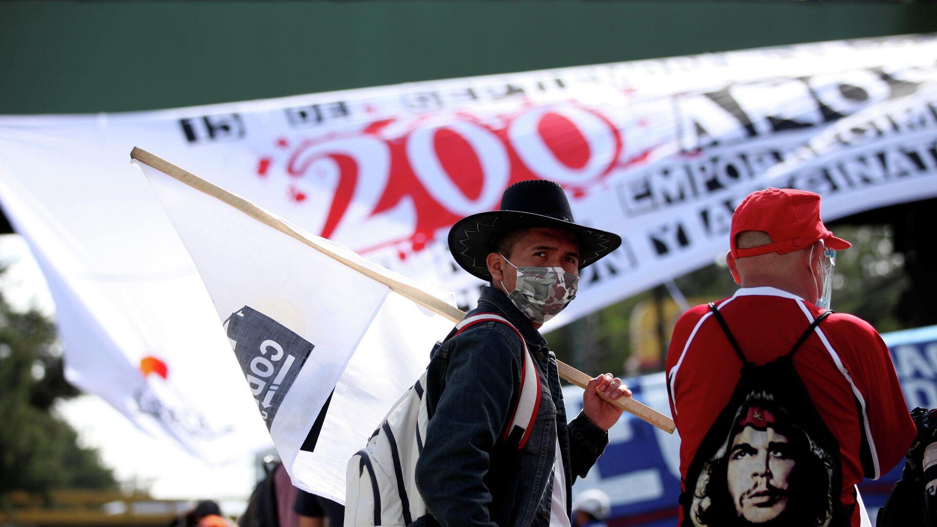 Protestas en Guatemala - Sputnik Mundo, 1920, 19.08.2021