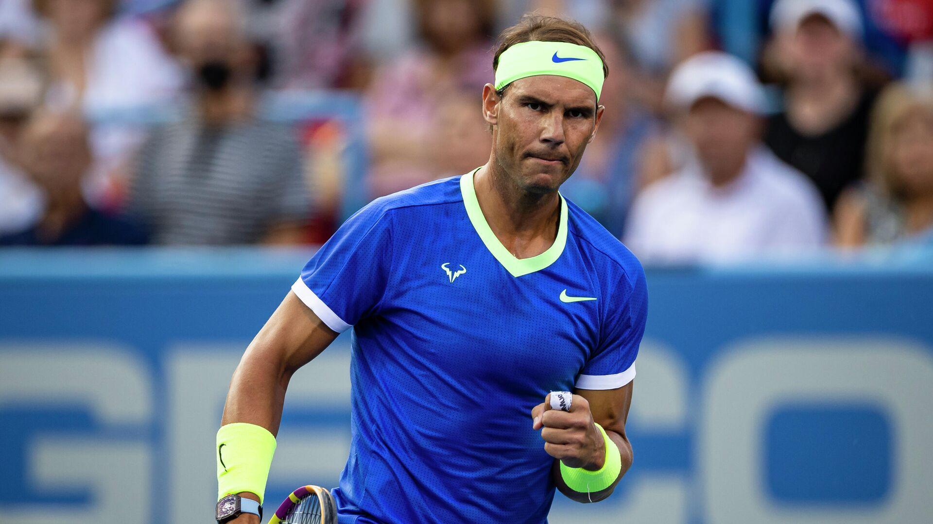Rafael Nadal, tenista español - Sputnik Mundo, 1920, 20.08.2021