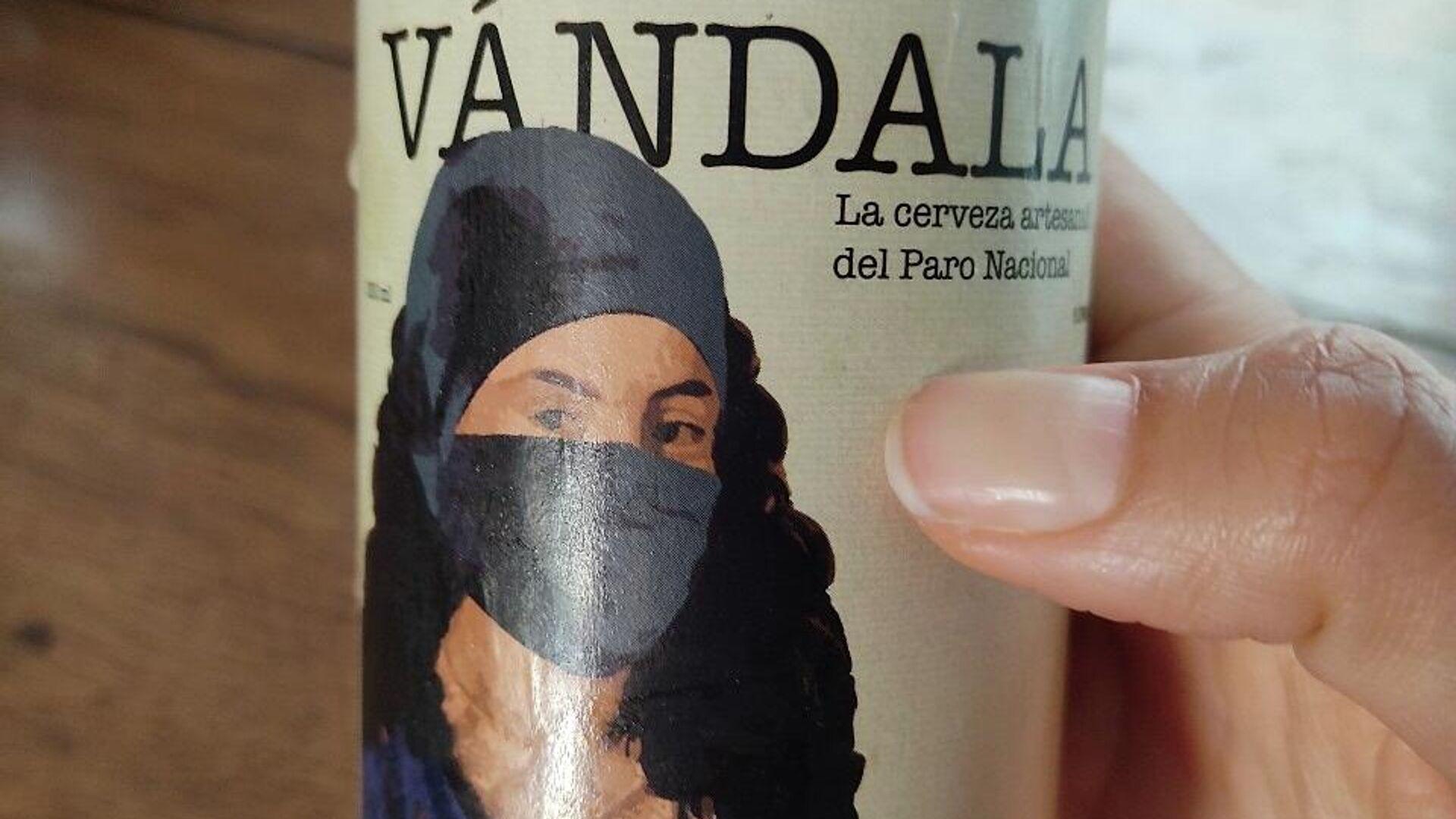 La cerveza colombiana 'Vándala' - Sputnik Mundo, 1920, 20.08.2021
