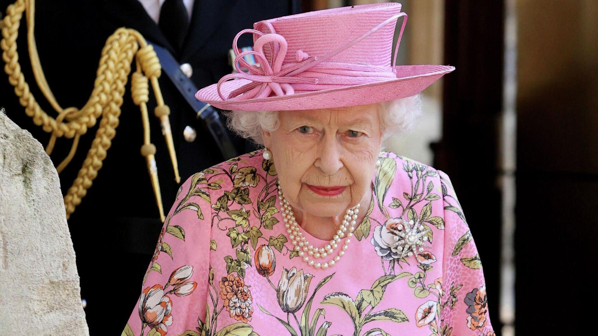 La reina Isabel II - Sputnik Mundo, 1920, 22.08.2021