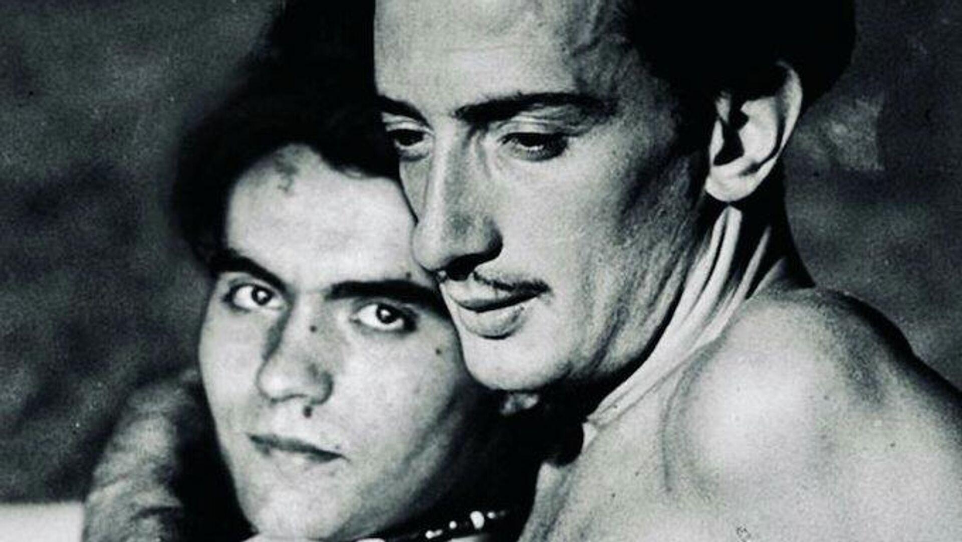 Fotomontaje con Federico García Lorca y Salvador Dalí - Sputnik Mundo, 1920, 23.08.2021