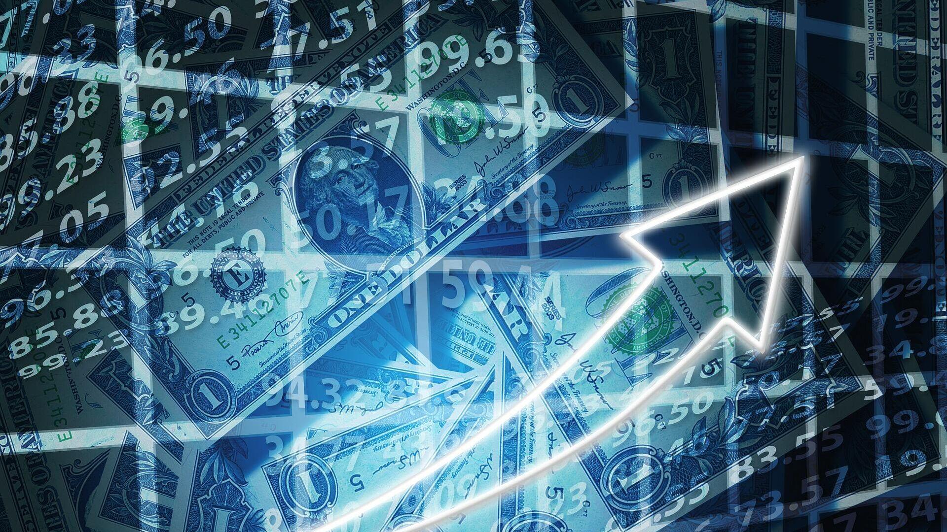 Economía y dólares - Sputnik Mundo, 1920, 24.08.2021