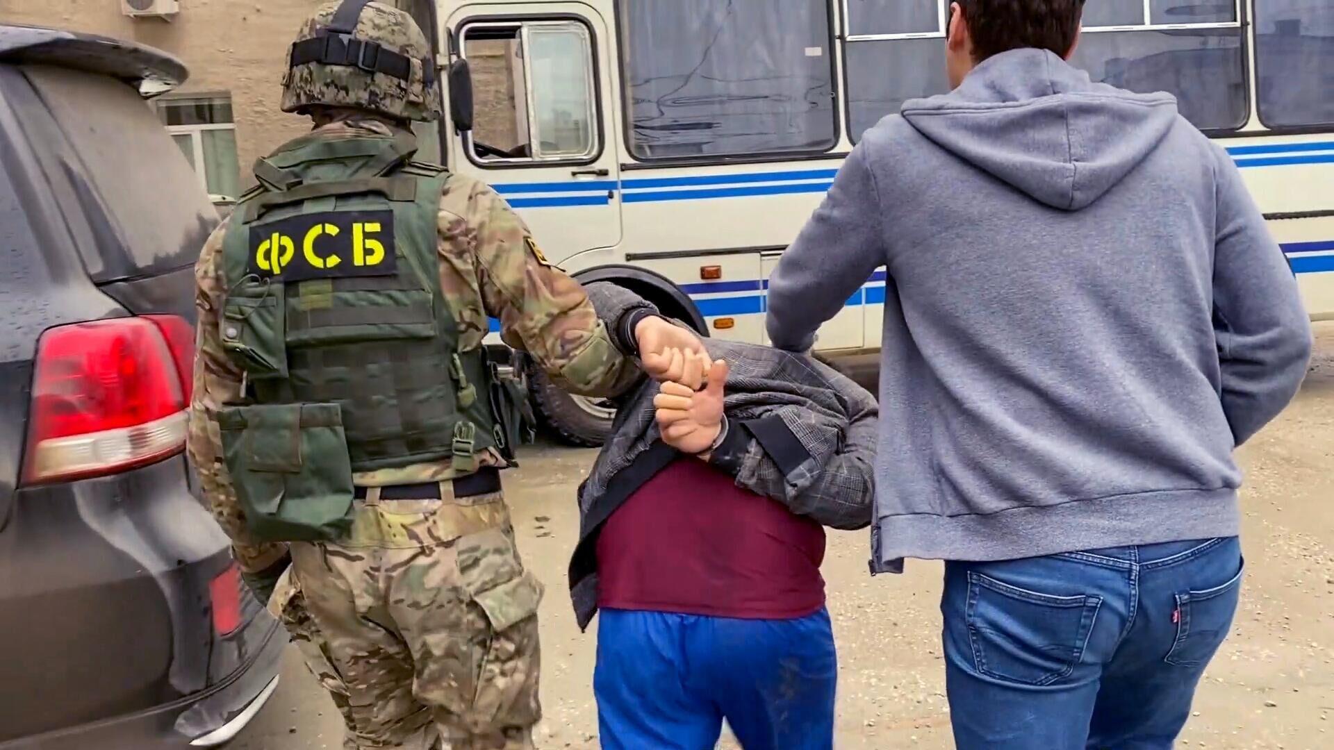 El FSB arresta a un integrante del grupo terrorista Khatiba Tawhid wal Yihad - Sputnik Mundo, 1920, 25.08.2021