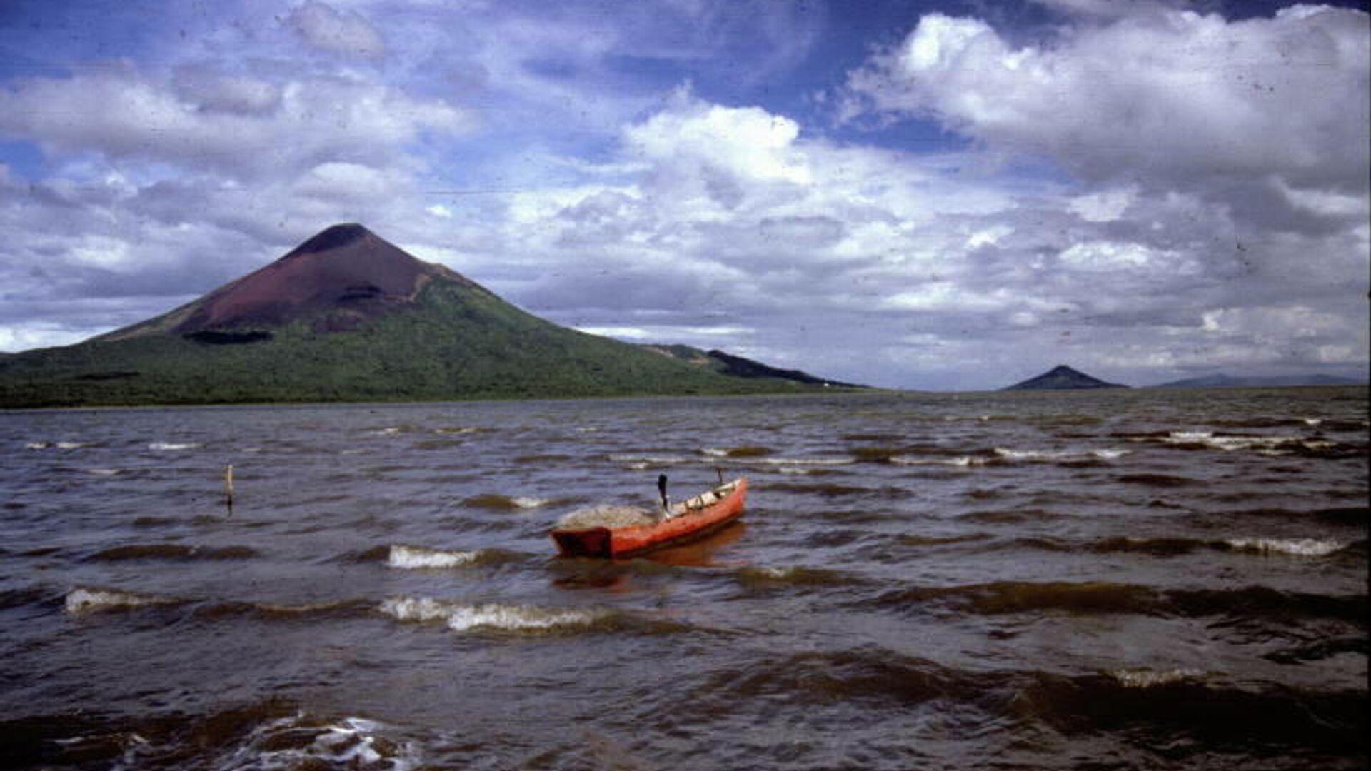 El Lago Managua - Sputnik Mundo, 1920, 25.08.2021