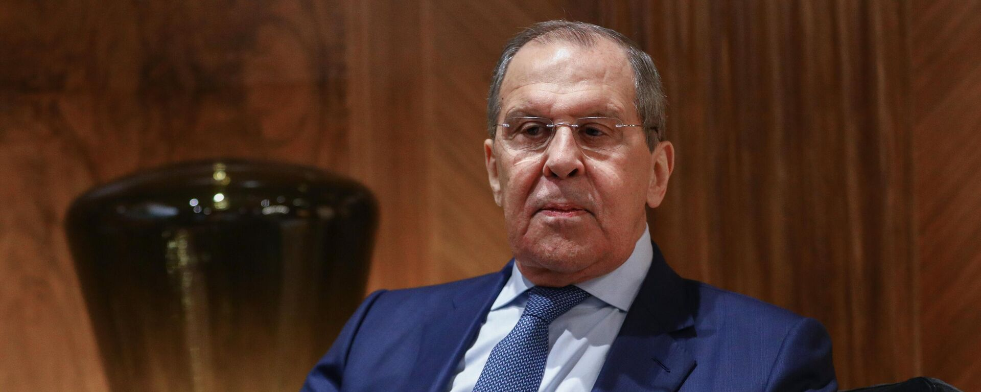 Serguéi Lavrov, ministro de Asuntos Exteriores de Rusia - Sputnik Mundo, 1920, 10.09.2021
