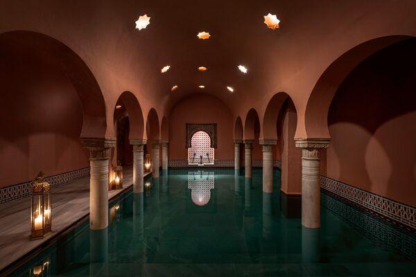 En el Top10 de baños termales, el hammam Al Andalus de Granada - Sputnik Mundo