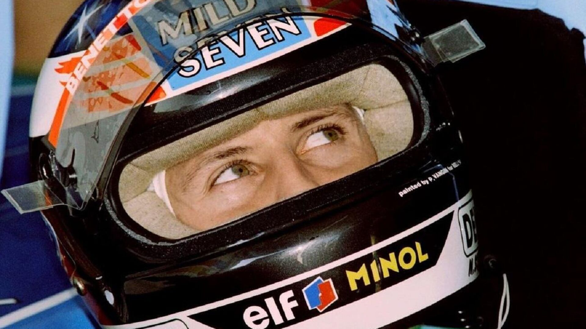 Michael Schumacher en 1994 - Sputnik Mundo, 1920, 26.08.2021
