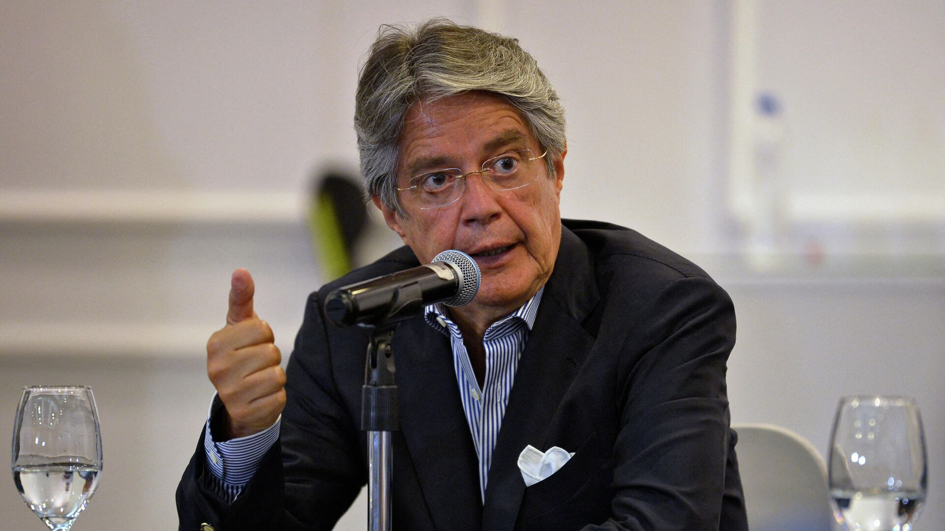Guillermo Lasso, presidente de Ecuador - Sputnik Mundo, 1920, 26.08.2021