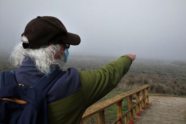 Alejandro del Moral, trabajador jubilado de Las Tablas de Daimiel, Parque Natural de Ciudad Real (España) - Sputnik Mundo