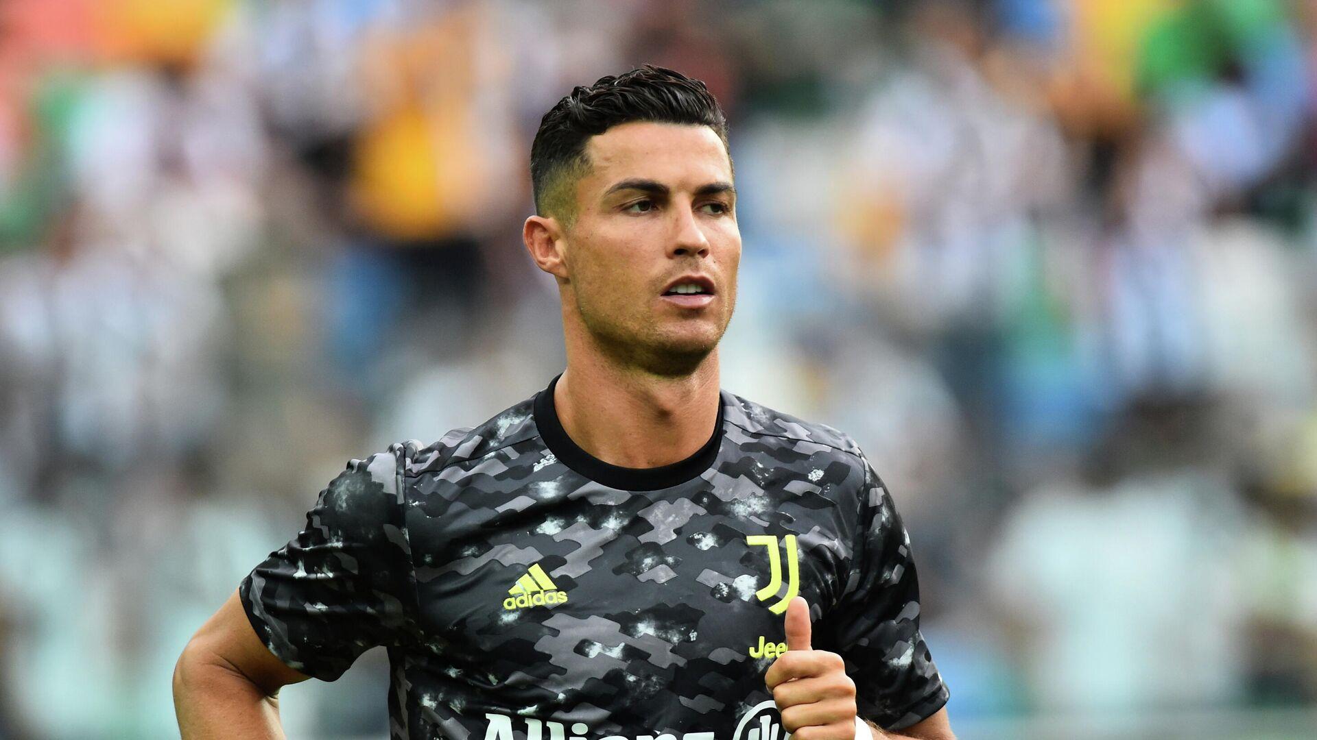 Cristiano Ronaldo  - Sputnik Mundo, 1920, 27.08.2021