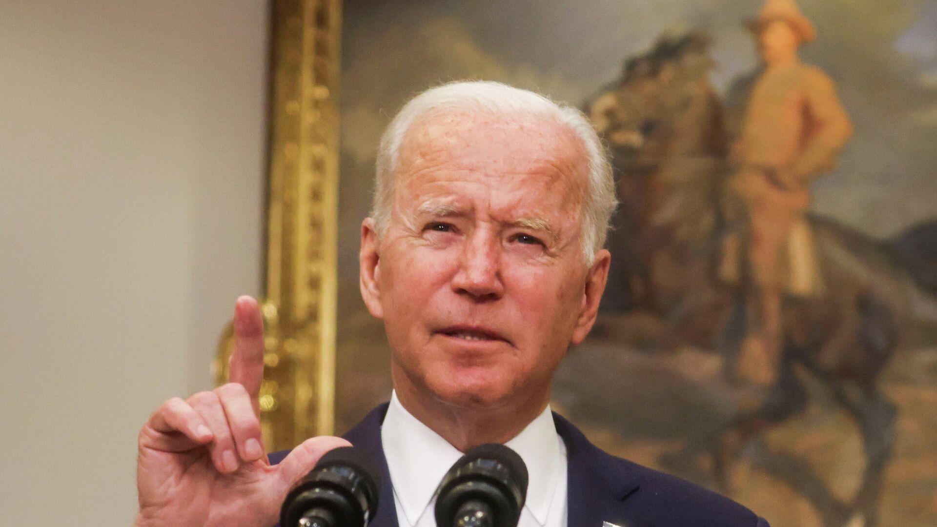Joe Biden, presidente de EEUU - Sputnik Mundo, 1920, 07.09.2021
