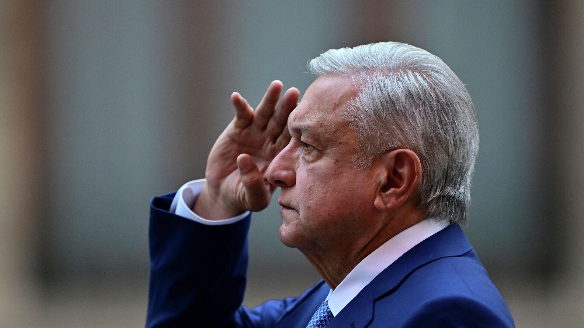 Andrés Manuel López Obrador, el presidente de México - Sputnik Mundo, 1920, 27.08.2021