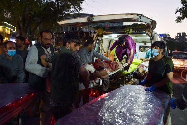 Más tarde, se produjo otra serie de explosiones en Kabul: según datos preliminares, una camioneta talibán* explotó en el centro de la ciudad alrededor de las 9 pm. Minutos más tarde, el canal de televisión Al Jazeera informó de dos explosiones en las afueras de la capital afgana. - Sputnik Mundo