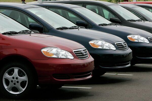 En 1997, el Corolla se convirtió en el carro más vendido a nivel mundial. - Sputnik Mundo