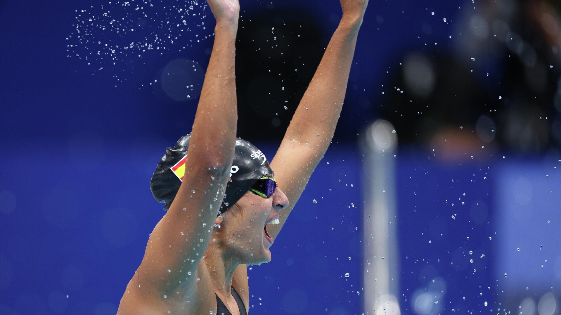 Michelle Alonso, nadadora española  - Sputnik Mundo, 1920, 29.08.2021