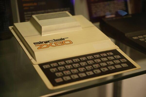 Una de las consolas expuestas en Arcade Vintage, el museo del videojuego en la localidad alicantina de Ibi, en España - Sputnik Mundo