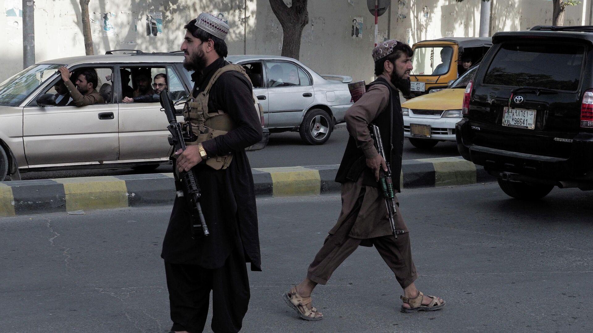 Los talibanes - Sputnik Mundo, 1920, 30.08.2021
