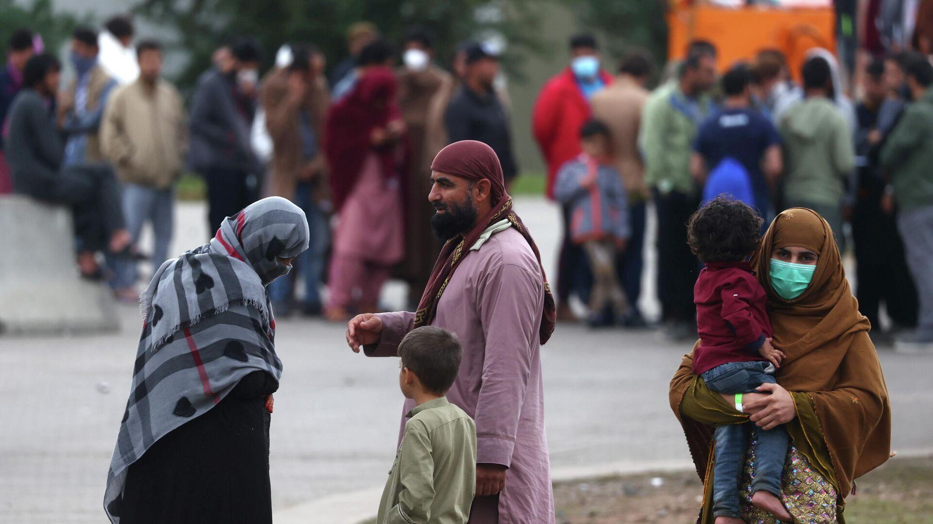 Evacuación de Afganistán - Sputnik Mundo, 1920, 30.08.2021