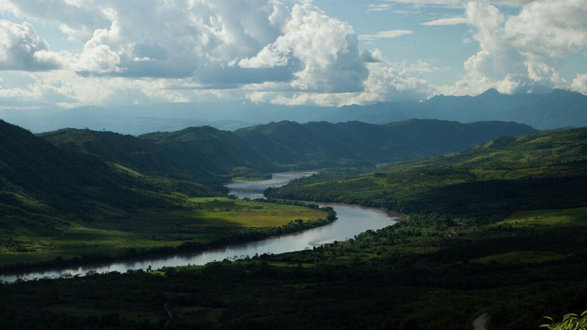 El río Huallaga, Perú - Sputnik Mundo, 1920, 31.08.2021