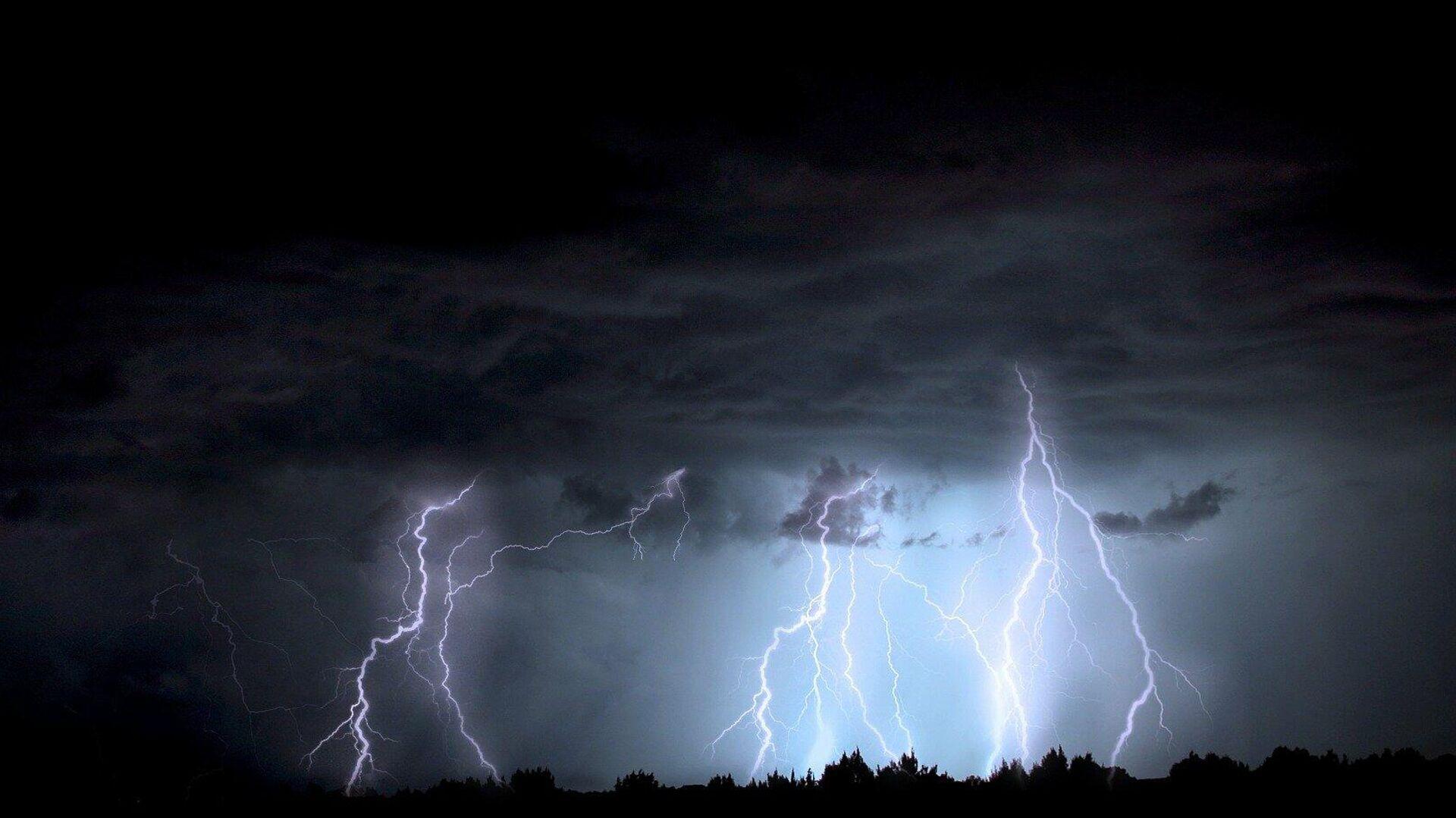 Imagen referencial de una tormenta - Sputnik Mundo, 1920, 01.09.2021
