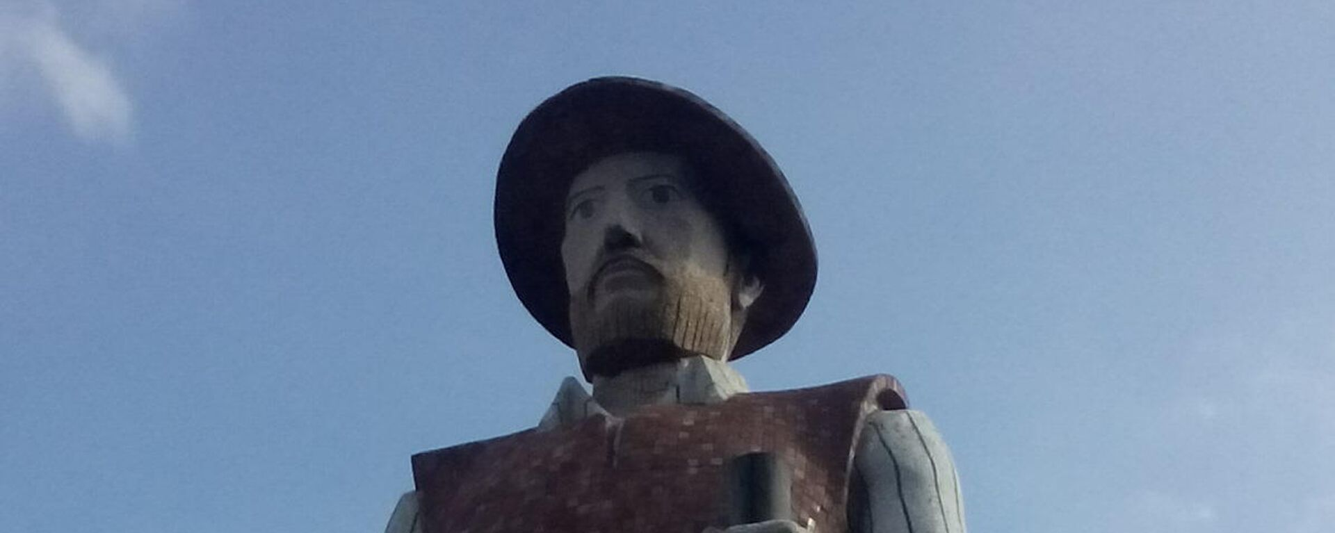 Estatua de Borba Gato - Sputnik Mundo, 1920, 01.09.2021