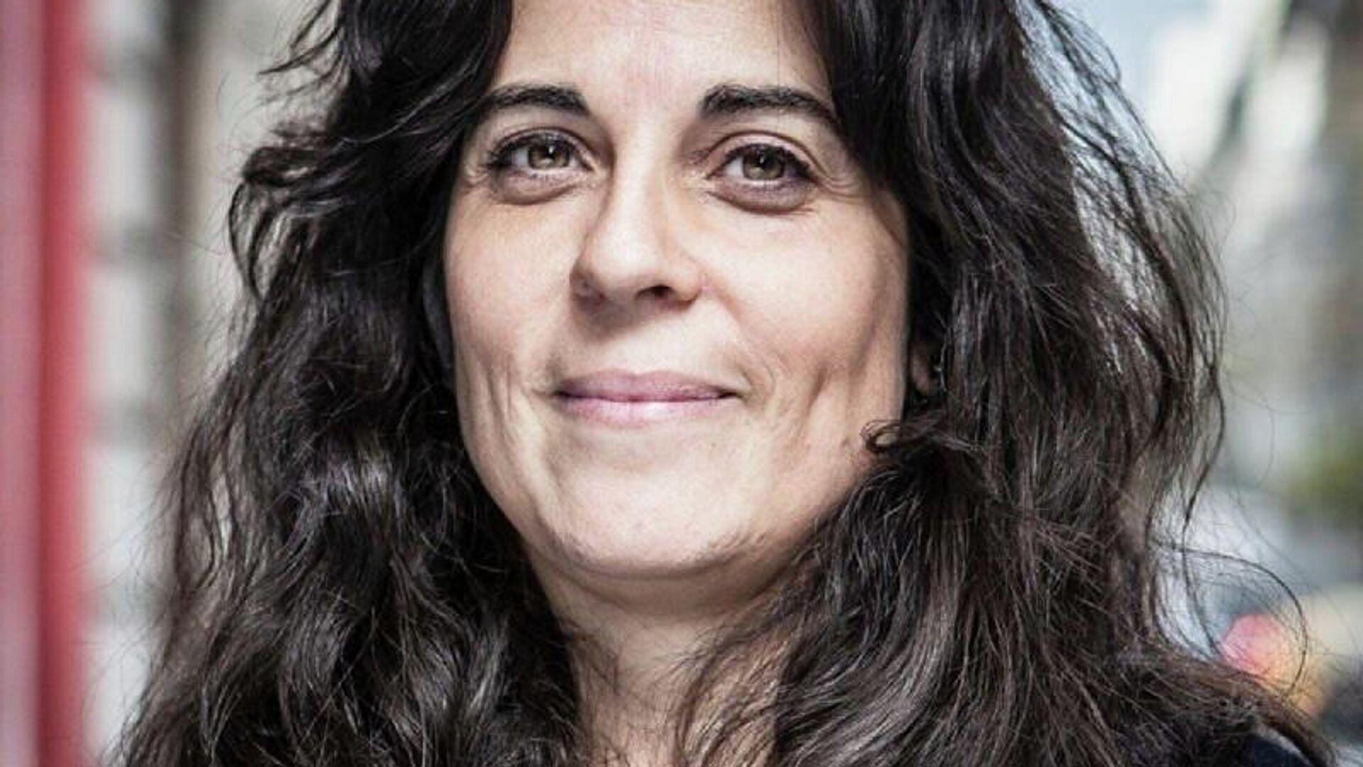 Analía Kalinec, hija del condenado a prisión perpetua Eduardo Emilio Kalinec, conocido como Doctor K - Sputnik Mundo, 1920, 30.08.2021