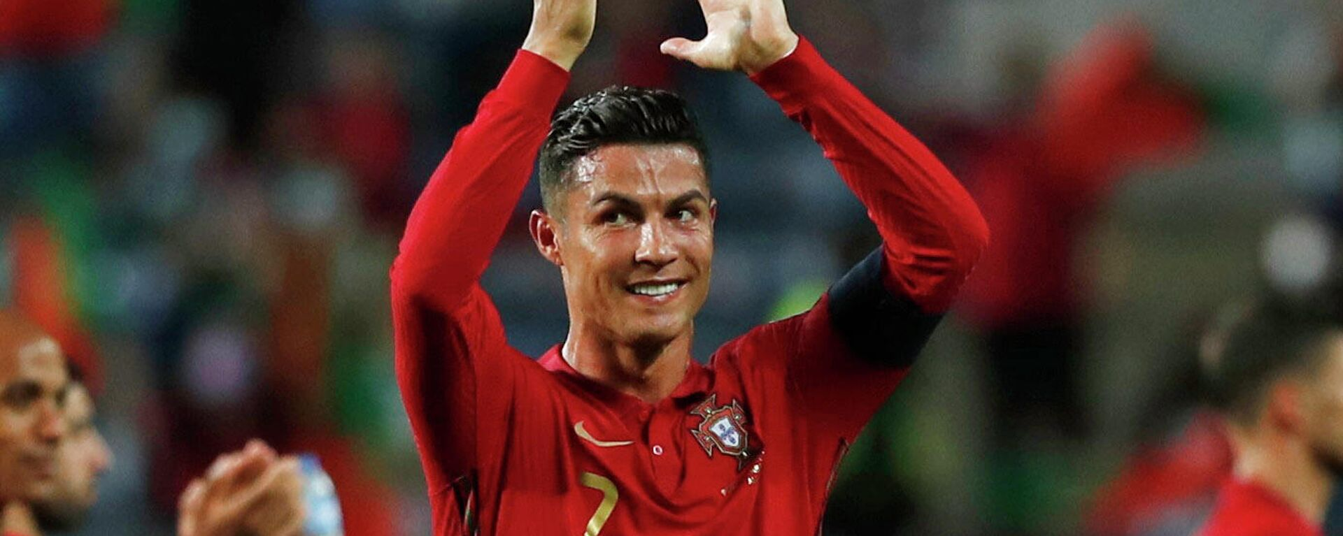 Cristiano Ronaldo - Sputnik Mundo, 1920, 02.09.2021