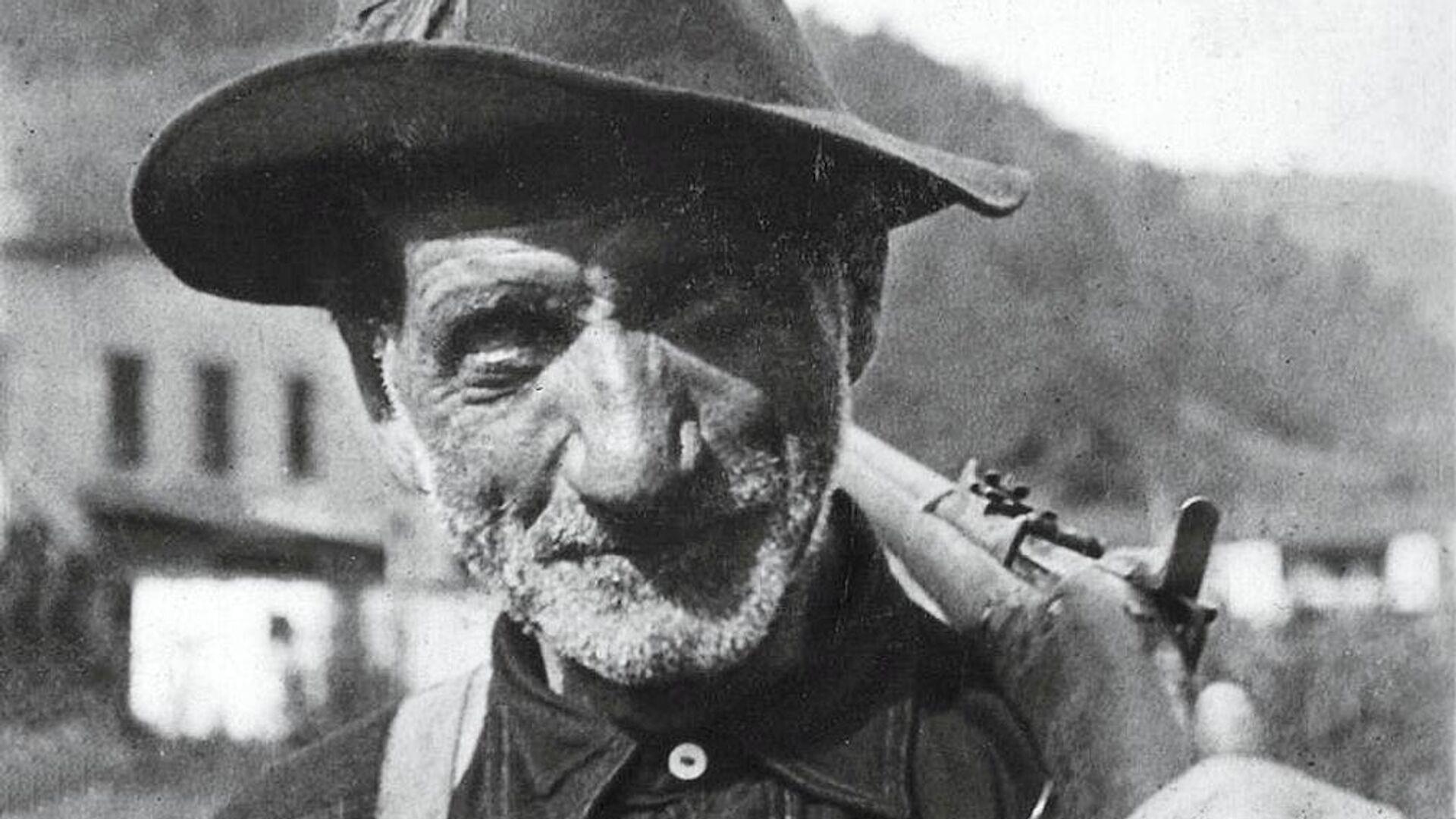 Un minero rebelde de Virginia Occidental - Sputnik Mundo, 1920, 02.09.2021