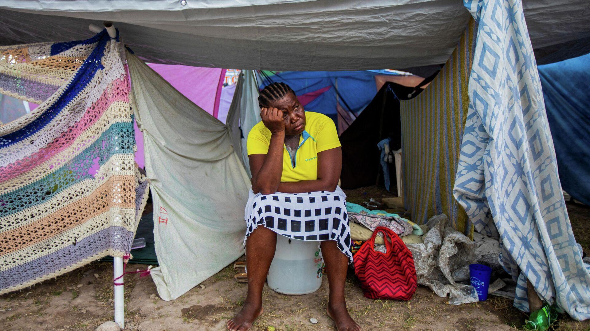Consecuencias del terremoto en Haití - Sputnik Mundo, 1920, 03.09.2021